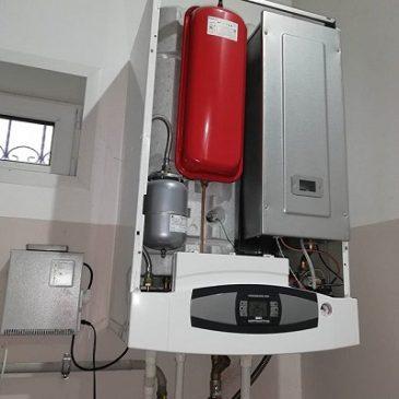 Газовое отопление для частного дома