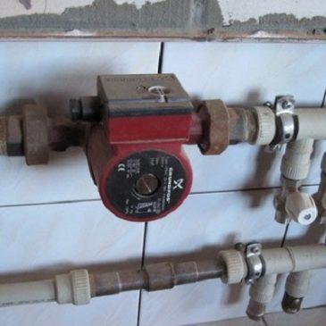 Насосы для систем отопления и водоснабжения в частных домах