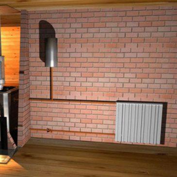 Оптимальная система отопления для частного кирпичного дома